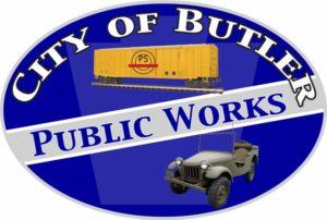 Butler Public Works Logo